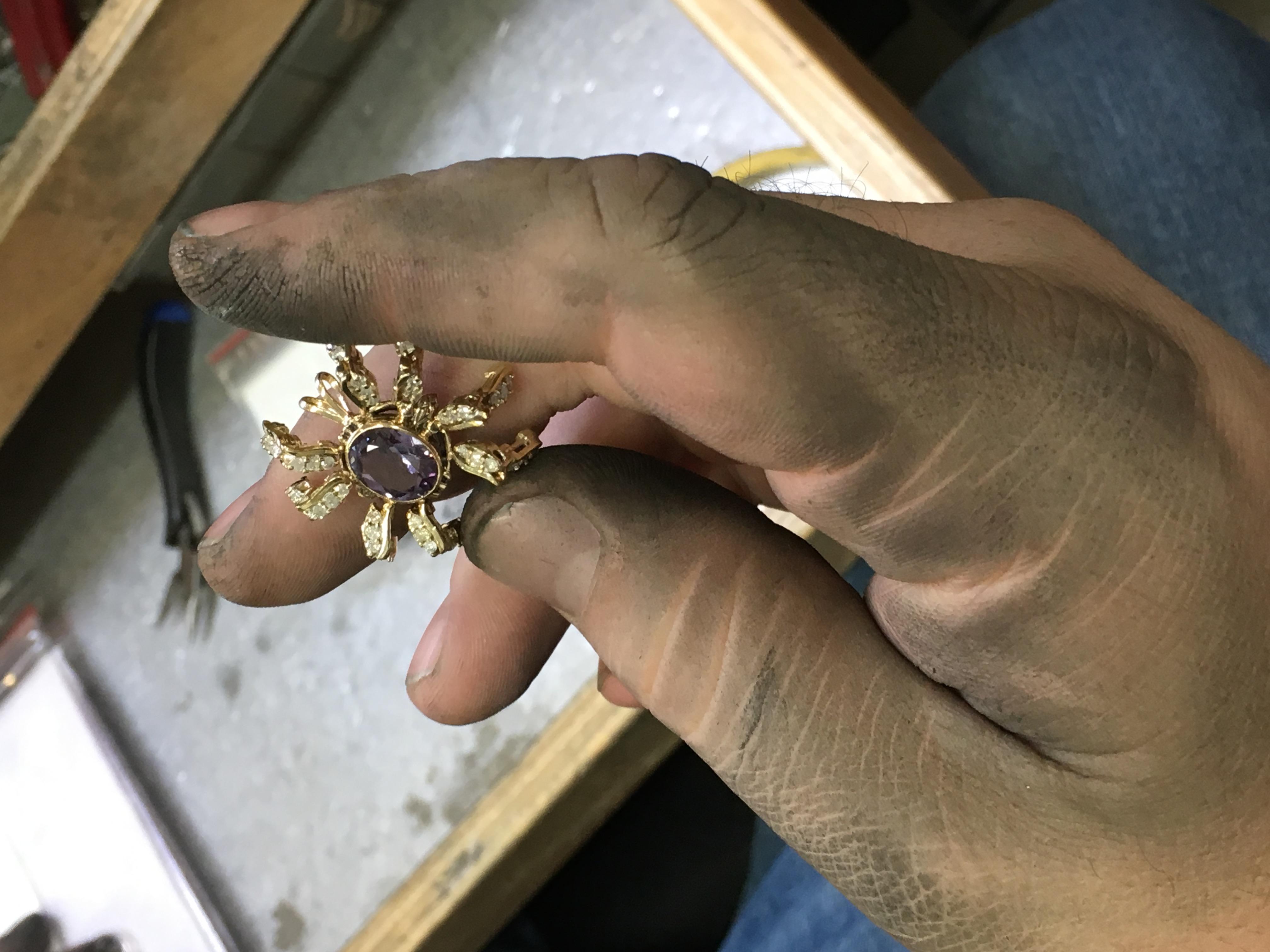 Al turned into a new pendant