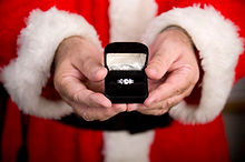 Engagement Ring By Santa