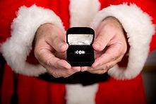 Engagement Ring By Santa
