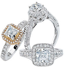 Engagement Ring Selection in St. Louis