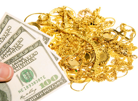 """As a Full Service """"Jewelry Buyer"""" . . . We Pay for Your Gold, Diamonds, and Gemstones"""