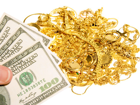 "As a Full Service ""Jewelry Buyer"" . . . We Pay for Your Gold, Diamonds, and Gemstones"