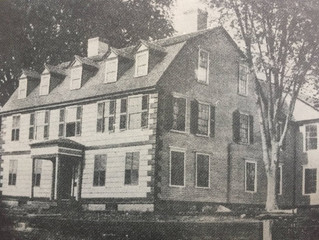 The Jerathmel Bowers mansion