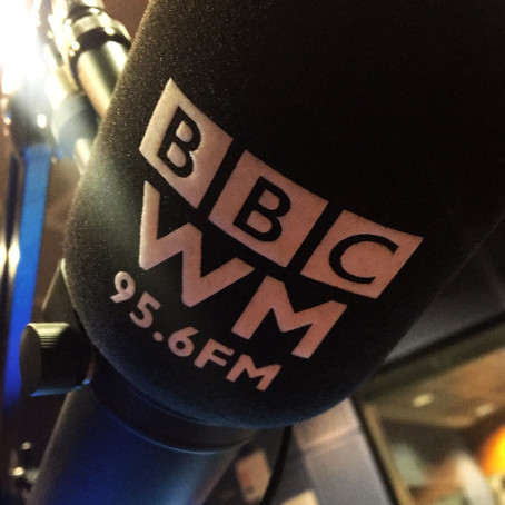 BBC WM: Sunday Night with Nikki Tapper!