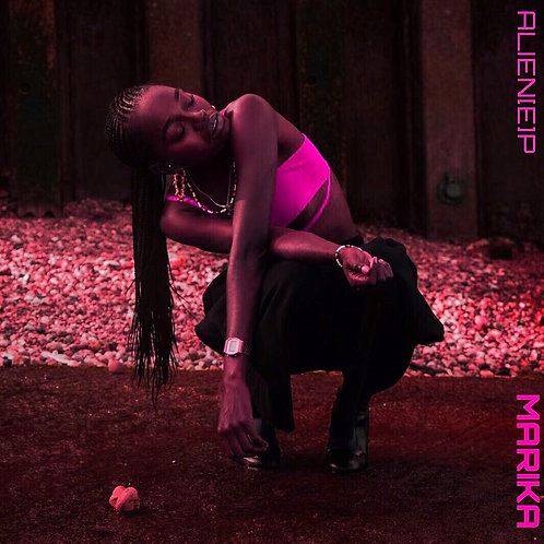 ALIEN[EP] CD