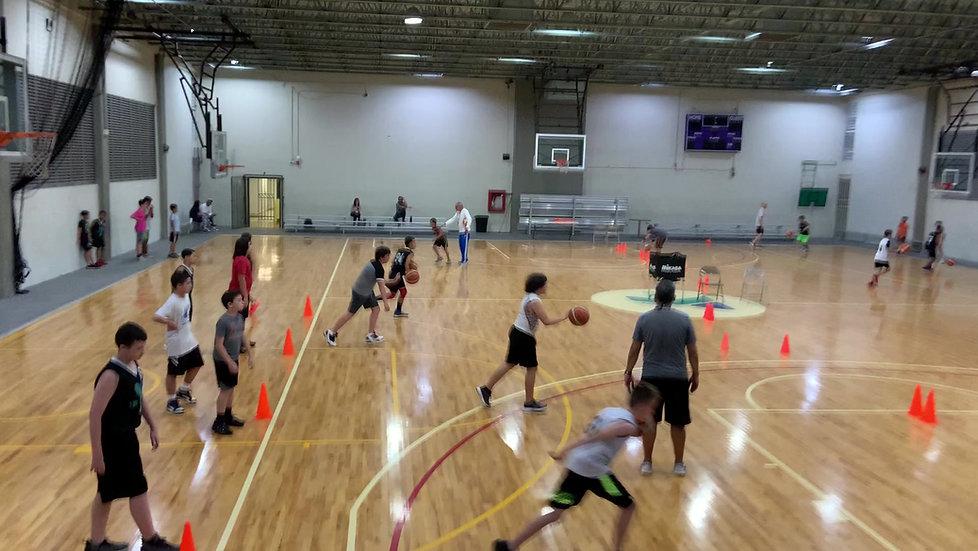 Programa baloncesto YMCA