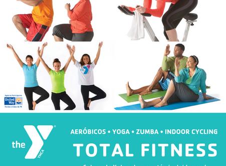 """""""Todo incluido"""" en el programa Total Fitness de la Y"""