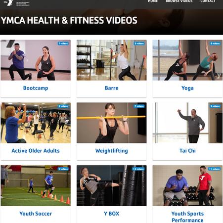La Y estrena contenido virtual en ymca360.org
