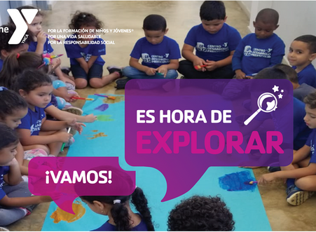 Centro Preescolar anuncia matrícula abierta para el semestre de agosto de 2019