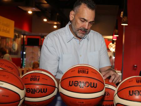 Centro de Desarrollo de Jugadores de Baloncesto: Matrícula abierta
