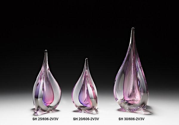 SH 606 stiklo gaminys, verslo dovanos, apdovanojimai, stiklo kūrinys, stiklo dirbiniai, stiklo skulptūros, glasremis,