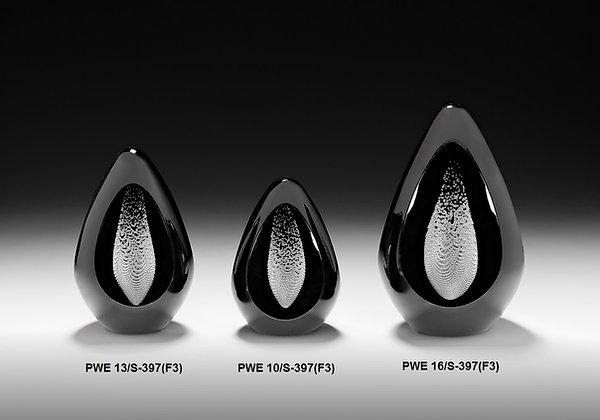 PWE S 397 stiklo gaminys, verslo dovanos, apdovanojimai, stiklo kūrinys, stiklo dirbiniai, stiklo skulptūros, glasremis,