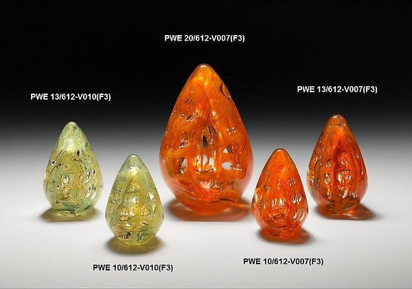 PWE 612 stiklo gaminys, verslo dovanos, stiklo kūrinys, stiklo dirbiniai, stiklo suvenyrai, glasremis, meninio stiklo studija