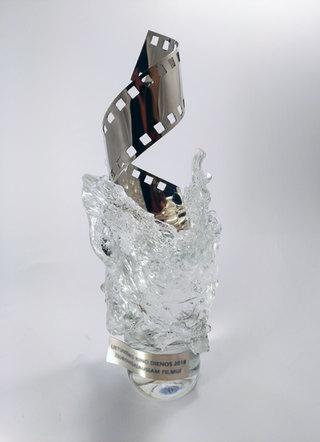 Cinema award (glass, melchior)
