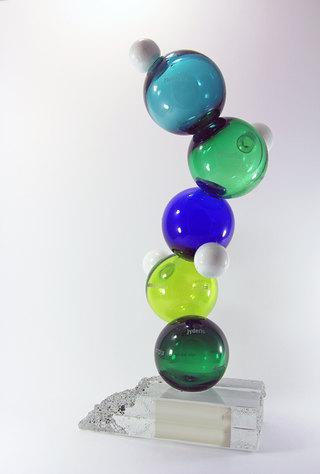 "Business gift ""Molecule"""