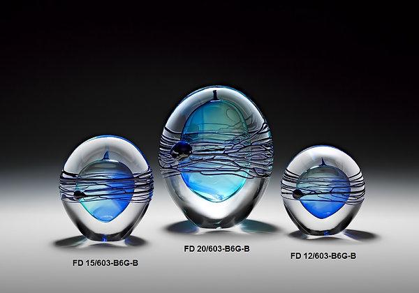 FD 603 stiklo gaminys, verslo dovanos, apdovanojimai, stiklo kūrinys, stiklo dirbiniai, stiklo skulptūros, glasremis,