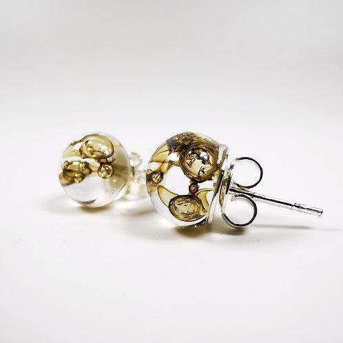 Golden Shade Earrings