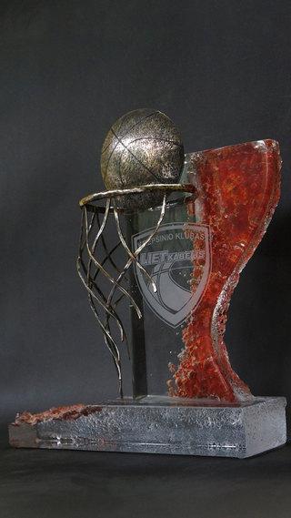 Basketball prize