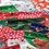 Thumbnail: Christmas Dog Slider Bandanas