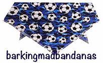 Dog Clothing, Football  dog bandana, Dog Breeds Dog gift, dog clothing, dog accessories