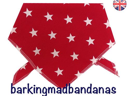 Extra Large Dog Bandanas, Great Dane, German Shepherd, Red, Dog Outfits, Large Dog Breeds, UK
