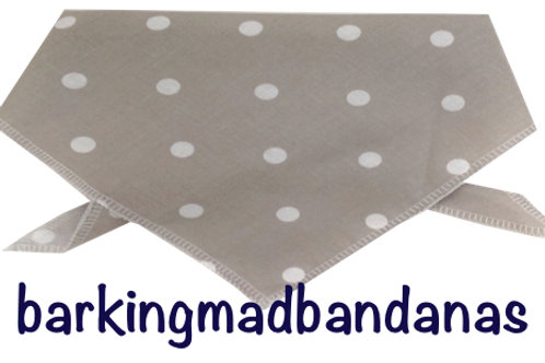 Putty Dog bandana, Luxury dog bandanas, trade dog bandanas, wholesale dog bandanas UK