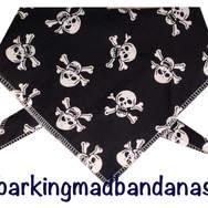 Pirate Dog Bandanas