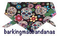 Halloween Dog Bandanas, Halloween Fancy Dress, Dog Clothing, Dog Coats, UK, Handmade