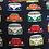 VW Cushion, VW Logo Cushion, VW Cushion Covers, VW Camper VAn Cushion Covers, Beetle Cushion Covers, VW, VW Pillow, Campervan
