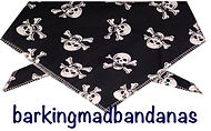Halloween Dog Bandanas, Dog Bandanas, Halloween Dog Outfits, UK