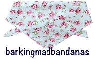 Pink, Dog Bandanas, Dog Gift, Dog Clothing