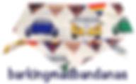VW Camper, Dog Bandana, Dog Neck Scarf, Discounts, Dog Clothing UK