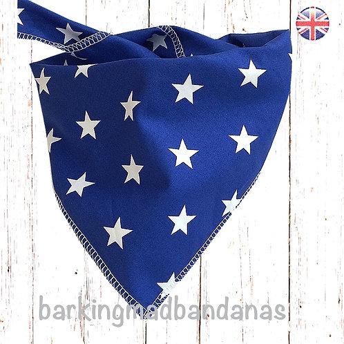 XL Dog Bandanas, Funky Dog Bandanas UK, XL Dog Bandanas UK, Tie Style XL Dog Bandanas, Dog Scarves UK