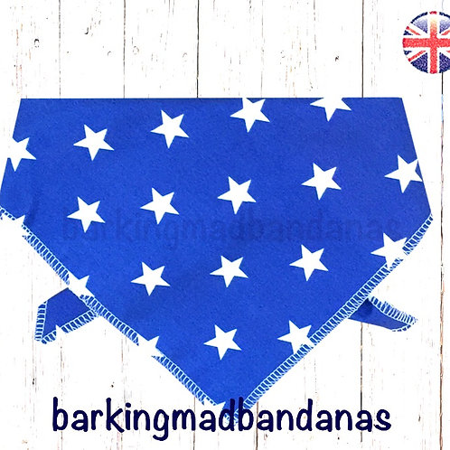 XL Dog Bandanas, Funky Dog Bandanas UK, XL Dog Bandanas UK, Tie Style XL Dog Bandanas, Dog Scarves UK
