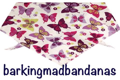 Butterfly clothing, dog clothes, UK Dog Supplies, Luxury dog bandanas