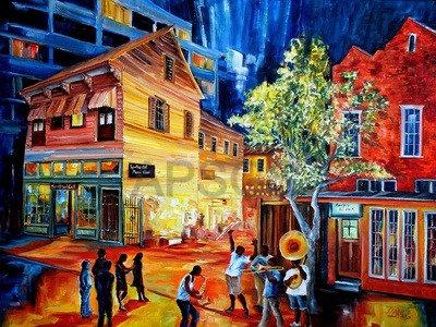 Frenchmen Street Funk