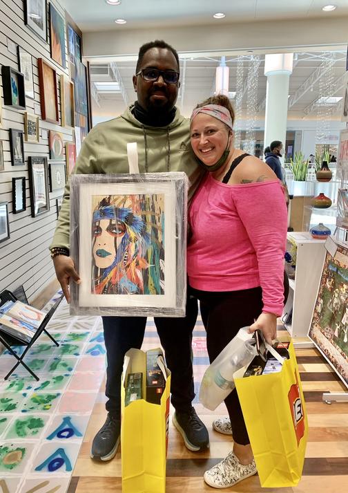 Art shopping made easy!