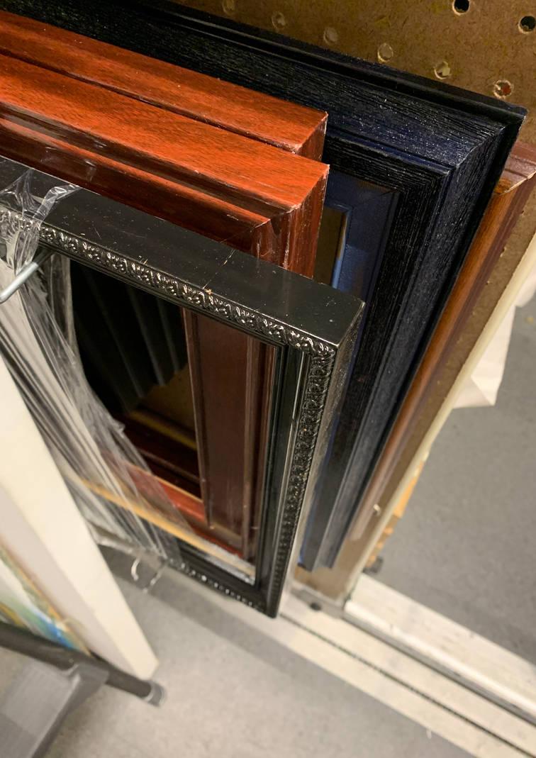 Framing restoration and repair.