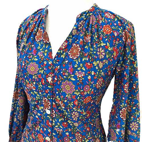sara silk dress