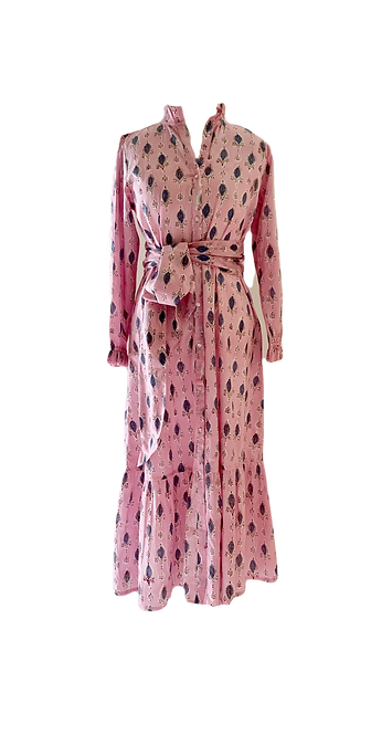 Caroline Dresses - Pink Confection Perfection