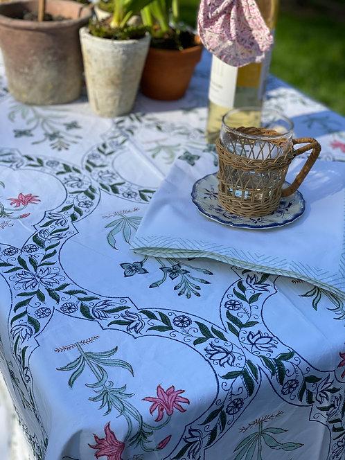 Garden Trellis Table Linens