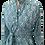 Thumbnail: Sassaroo Dress en Turquoise Toile