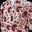Thumbnail: sabine shirt dress en sunset floral