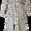 Thumbnail: sassaroo shirt DRESS in garden trellis