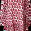 Thumbnail: Les Tropéziennes MINI swing dress en berry nice to meet you