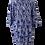 Thumbnail: pintuck perfection tunic dress - bleu bellflower