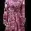 Thumbnail: MINI sassaroo shirt DRESS en bougainvillea positano