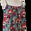 Thumbnail: to the maximum maxi dress en red poppy
