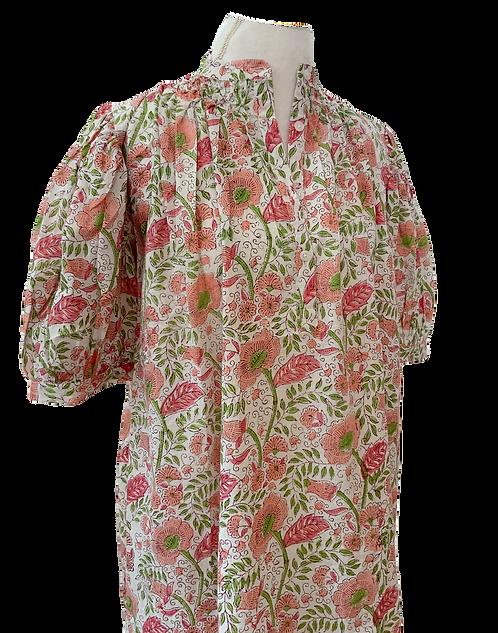 eloise dress en vintage floral perfection