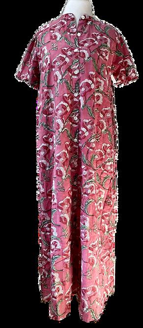 Sabine Shirt Dress - Plum Perfect